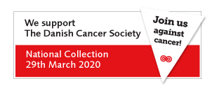 We support The Danish Cancer Society